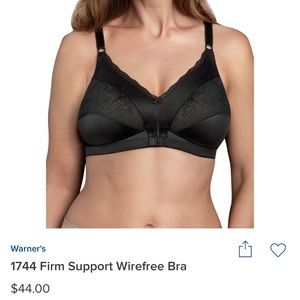 Warner's bra. New with tag